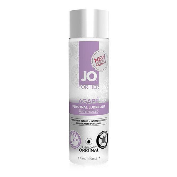 Agape Lubricant 120 ml System Jo 40490