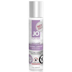 Agape Lubricant Warming (30 ml) System Jo SJ41015