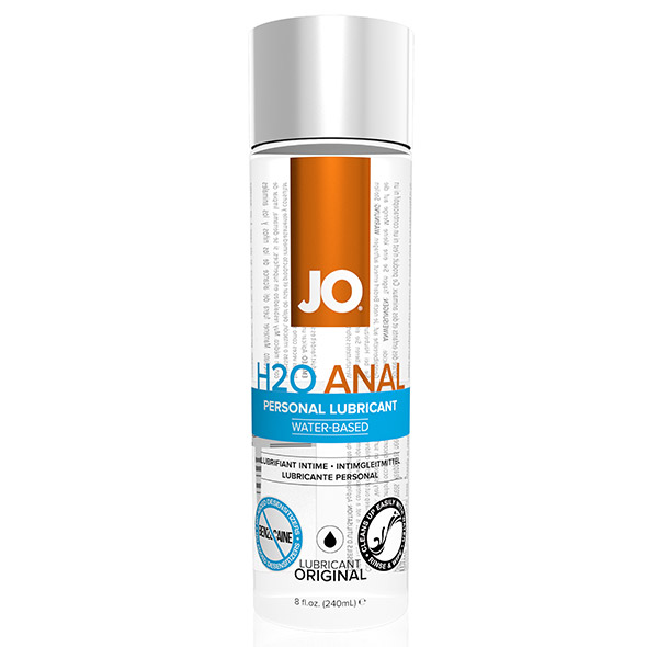 Anal H2O Lubricant 240 ml System Jo VDL40108