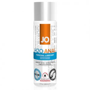 Anal H2O Lubricant Warming 60 ml System Jo SJ40109