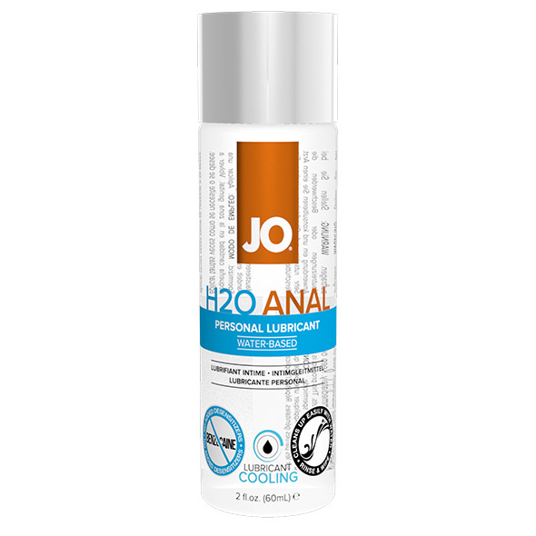 Anal H2O Lubricant Warming 60 ml System Jo VDL40210