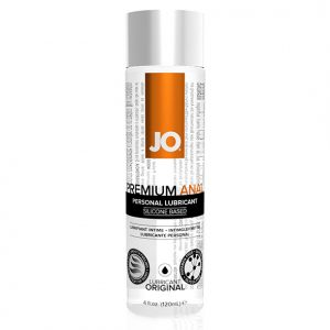 Anal Silicone Lubricant 120 ml System Jo 1033