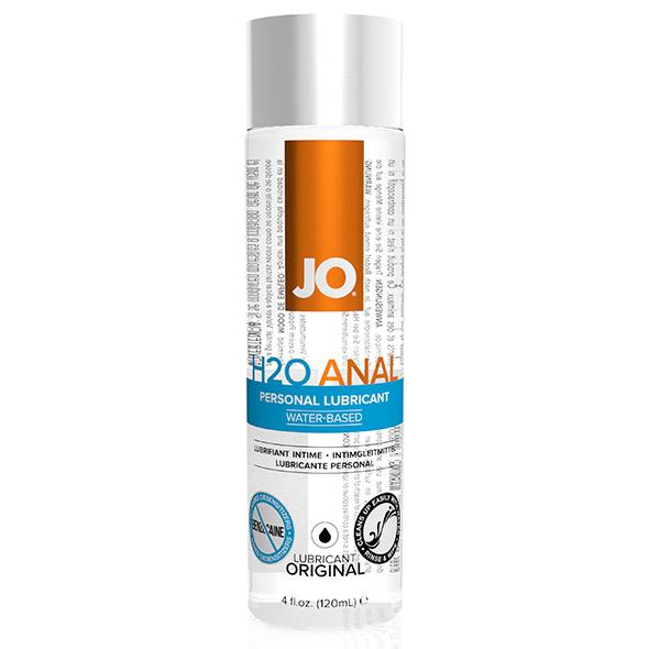 Analt glidmedel H2O 120 ml System Jo SJ40107