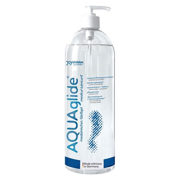 Aquaglide Lubricant (1000 ml) Joydivision 17091