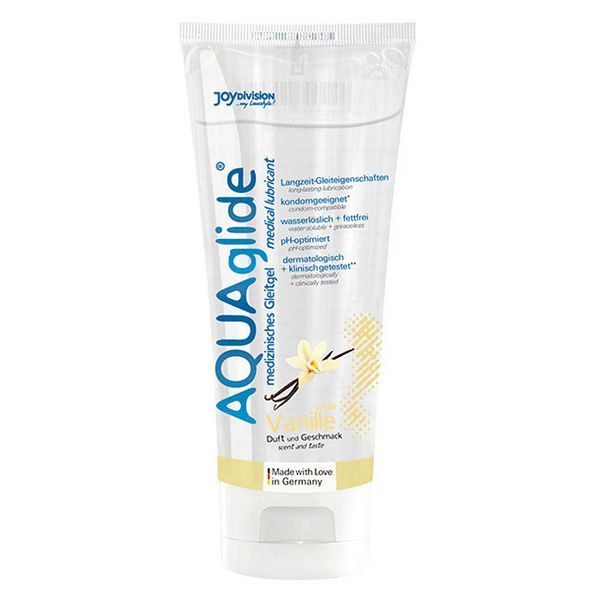 Aquaglide Lubricant Vanilla (100 ml) Joydivision 11799