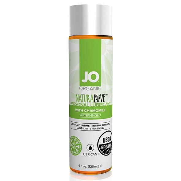 Ekologiskt glidmedel NaturaLove 120 ml System Jo 251681