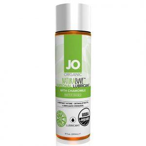 Ekologiskt glidmedel NaturaLove 240 ml System Jo 80014