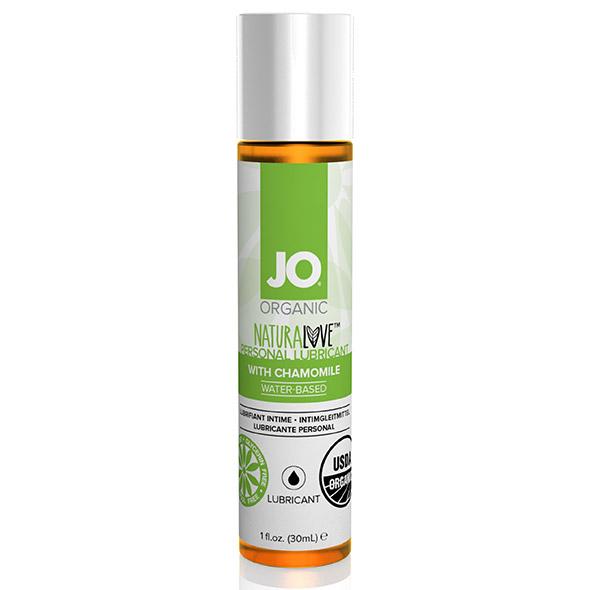 Ekologiskt glidmedel NaturaLove 30 ml System Jo 251679