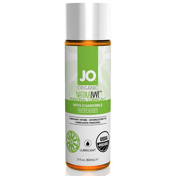 Ekologiskt glidmedel NaturaLove 60 ml System Jo 251680