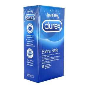 Extra Safe Kondomer 12 st Durex 7465