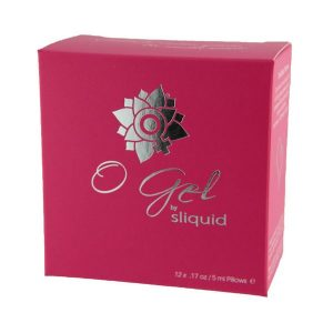 Glidgelskub Organics O 5 ml Sliquid 9046
