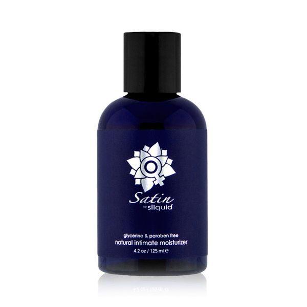 Glidmedel Naturals Satin 125 ml Sliquid 9589