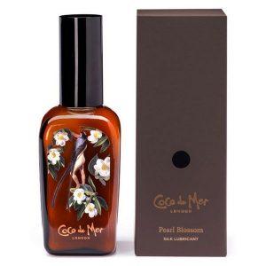 Glidmedel Pearl Blossom Silk 100 ml Coco de Mer 1493