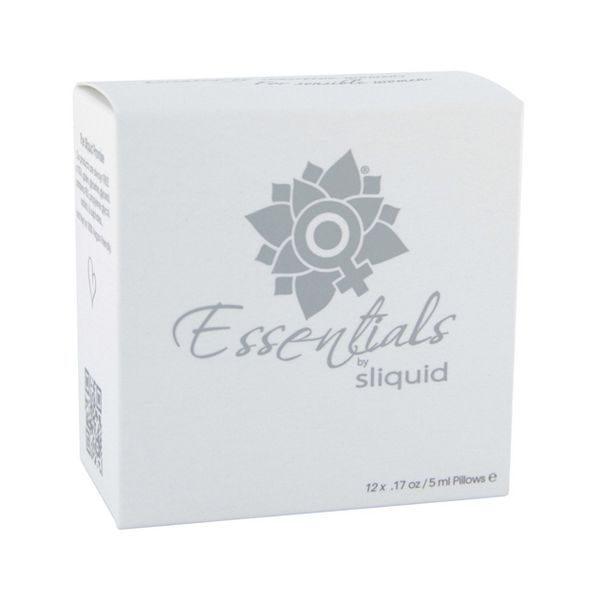 Glidmedelskub Essentials 60 ml Sliquid 9077