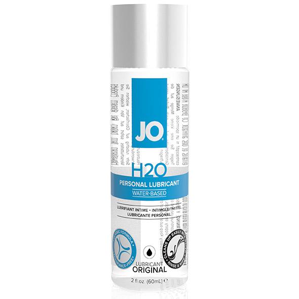 H2O Lubricant 60 ml System Jo 340
