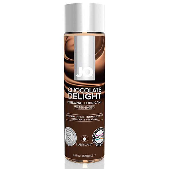 H2O Lubricant Chocolate 120 ml System Jo 40174