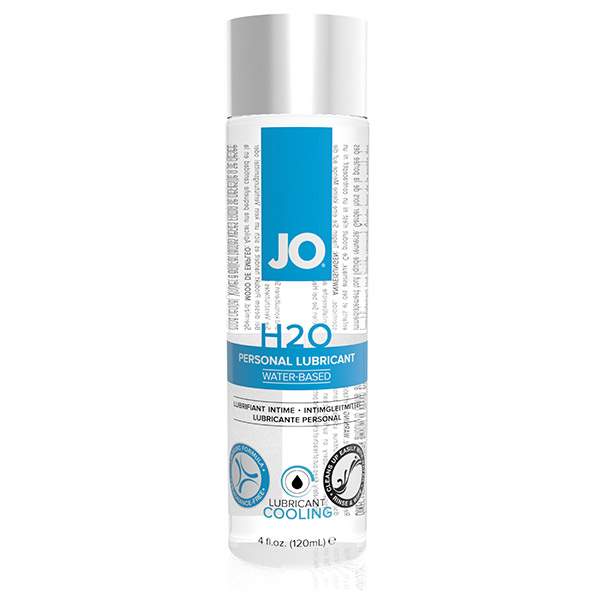 H2O Lubricant Cool 120 ml System Jo 40207
