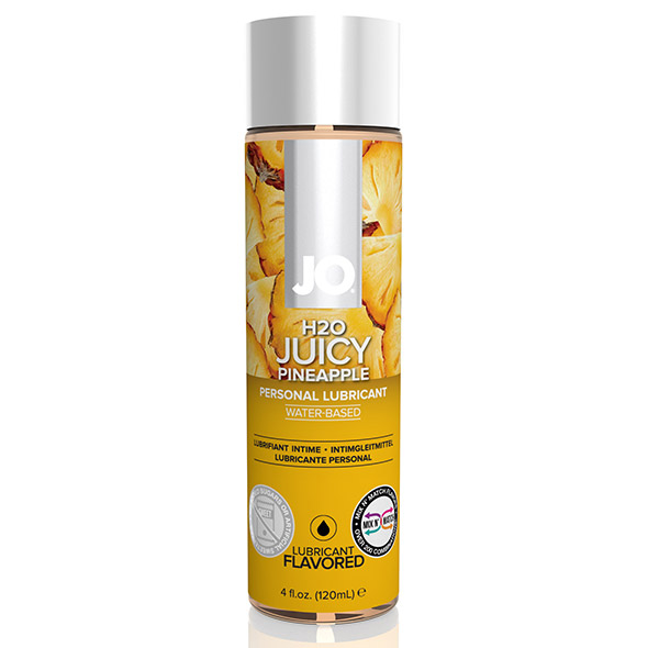 H2O Lubricant Pineapple 120 ml System Jo 40172