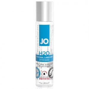 H2O Lubricant Warming 30 ml System Jo 41064