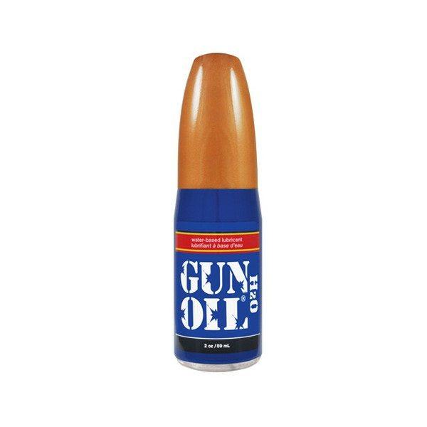 H2O Vattenbaserat Glidmedel 59 ml Gun Oil E21583