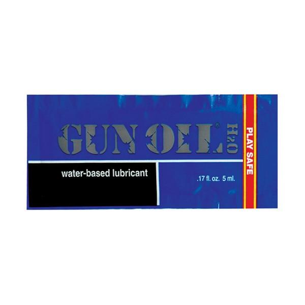 H2O Water Based Lubricant 5 ml Gun Oil 203