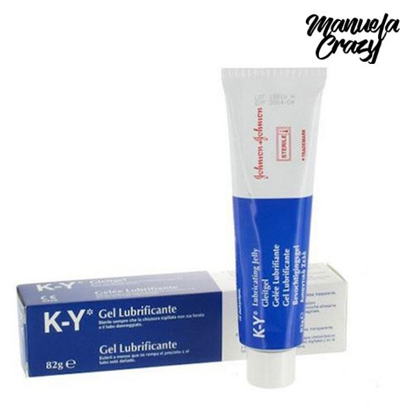 K-Y Lubricating Jelly Manuela Crazy 151043