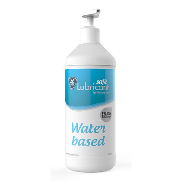 Lubricant Waterbased 500 Ml Safe 21098