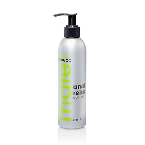 Male Anal Relax Lubricant 250 ml Male! 11800003 11800003