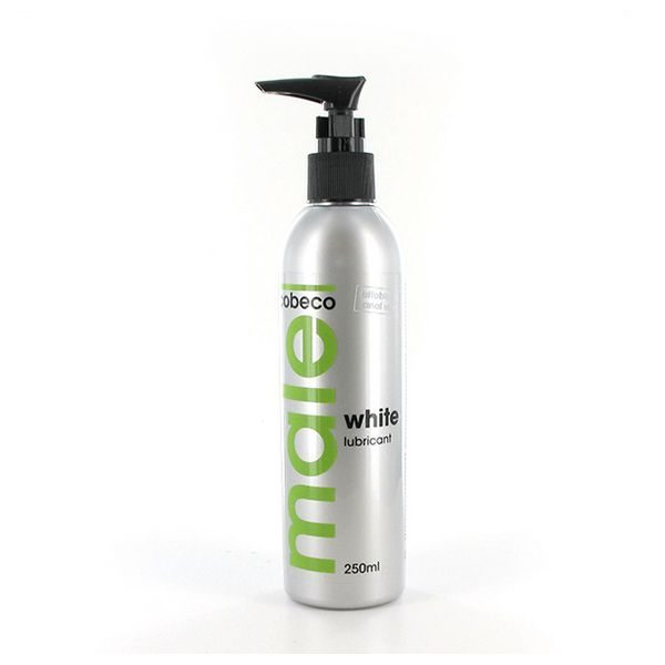 Male White Lubricant 250 ml Male! 8679