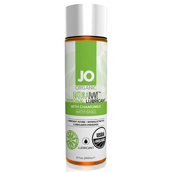 NaturaLove Organic Lubricant 240 ml System Jo 80014