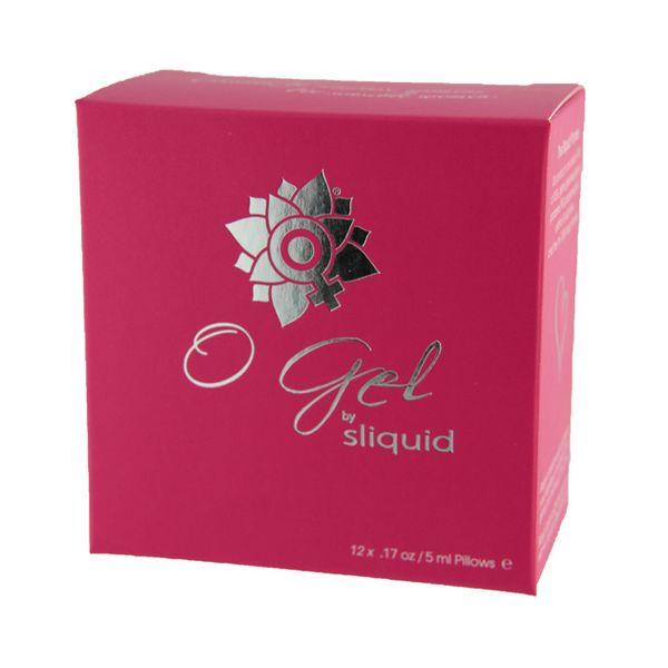 Organics O Gel Cube 60 ml Sliquid 9046