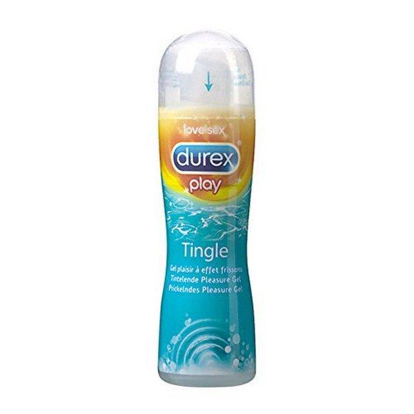 Play Tingle Glidmedel 50 ml Durex 1641