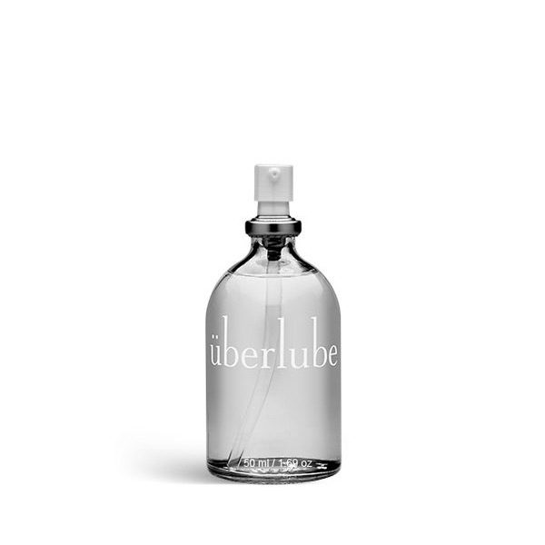 Silicone Lubricant Bottle 50 ml Uberlube UBER50