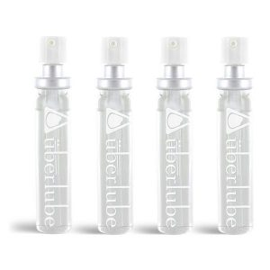 Silicone Lubricant Good-To-Go Refills & Refills (4 pcs) Uberlube 3114
