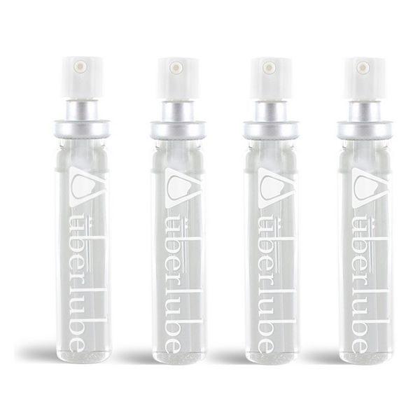 Silicone Lubricant Good-To-Go Refills & Refills (4 pcs) Uberlube 3114