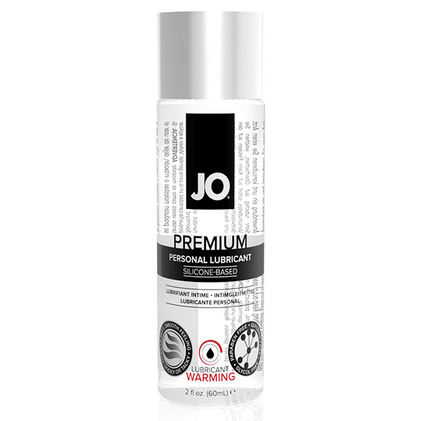 Silicone Lubricant Warming 60 ml System Jo 40077