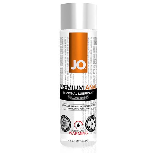 Silikonbaserat analt glidmedel 120 ml System Jo 40106