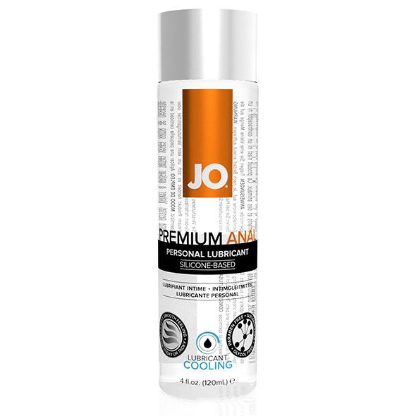 Silikonbaserat analt glidmedel 120 ml System Jo SJ40209