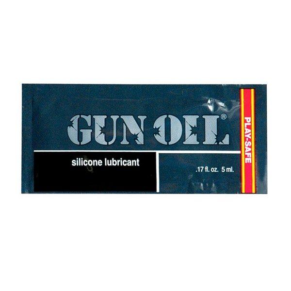 Silikonglidmedel 5 ml Gun Oil 210