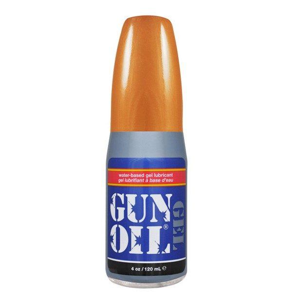 Vattenbaserat Glidmedel Gel 120 ml Gun Oil 1202