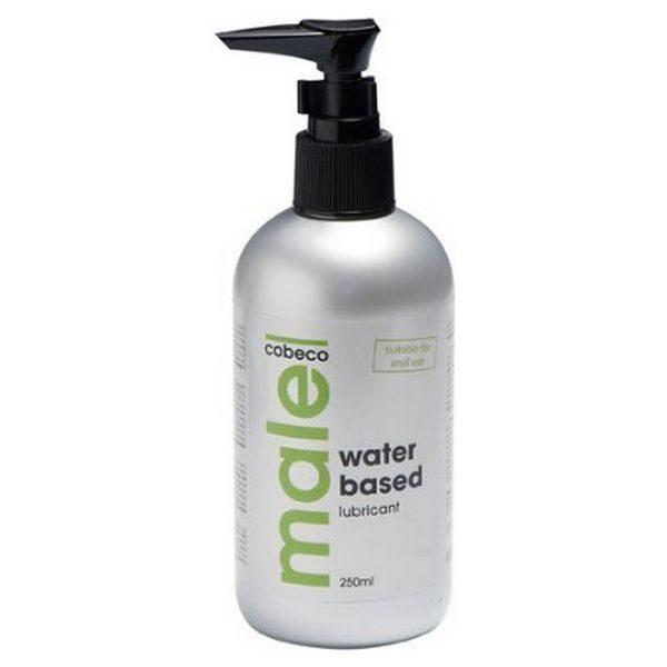 Vattenbaserat glidmedel (250 ml) Male! 42879