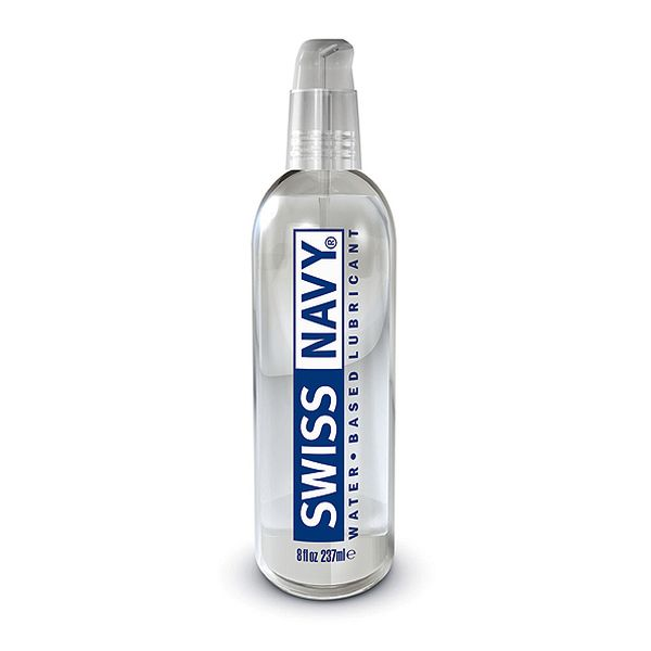 Water Based Lubricant 240 ml Swiss Navy PMD021