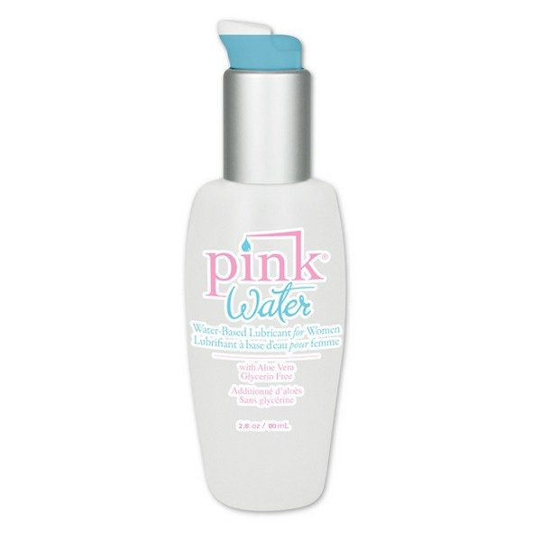 Water Water Based Lubricant 80 ml Pink 463